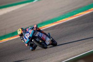 Moto3 | Gp Aragon Warm Up: Bezzecchi precede Bastianini e Dalla Porta