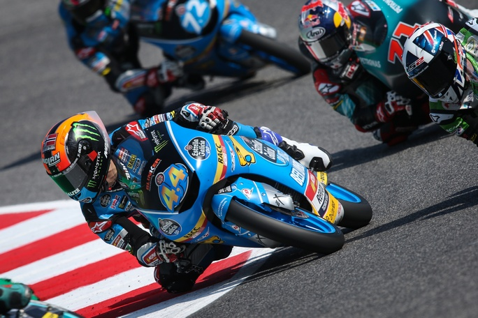 Moto3 | Gp Misano Warm Up: Canet precede Bezzecchi, Martin è quarto
