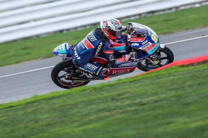 Moto3 | Gp Misano FP1: Kornfeil al Top, Bezzecchi è quarto