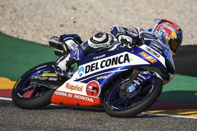 Moto3 | Gp Aragon Gara: Martin vince in solitaria, Bezzecchi chiude secondo davanti a Bastianini