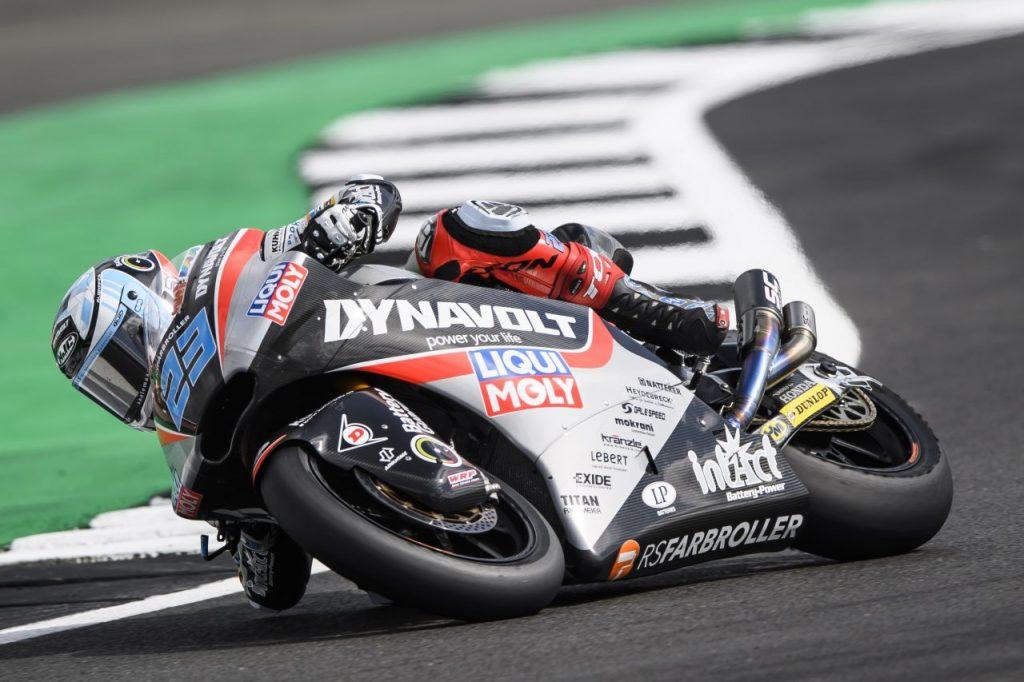 Moto2 | Gp Misano FP2: Schrotter detta il passo, ma Bagnaia è in scia insieme a Pasini