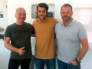 MotoE | Jesko Raffin è il primo pilota annunciato per il campionato elettrico, correrà nel team Intact GP