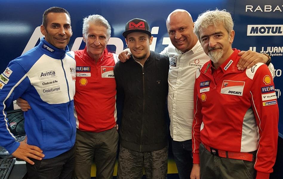 MotoGP | Ufficiale, Karel Abraham sarà pilota del team Avintia Ducati per i prossimi due anni