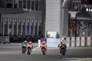 MotoGP | Annunciato il calendario provvisorio per il 2019