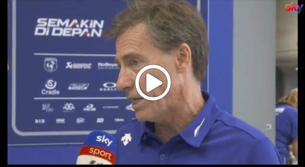 Moto, Gp Aragon: Rossi deluso, non si migliora