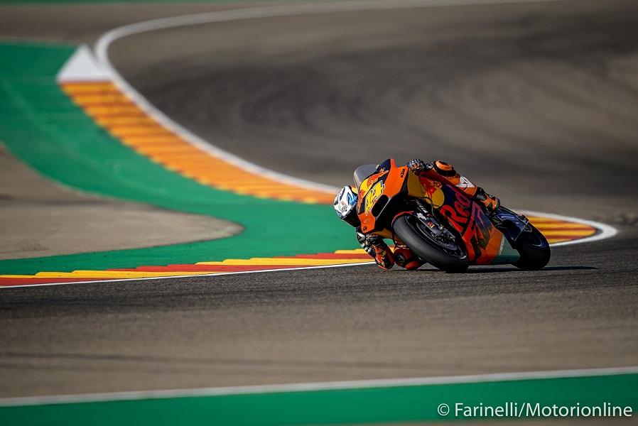MotoGP | Gp Aragon: Frattura della clavicola per Pol Espargarò [VIDEO]