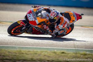 """MotoGP   Gp Aragon Qualifiche: Pedrosa, """"Tutto sembra funzionare un po' meglio rispetto al recente passato"""""""