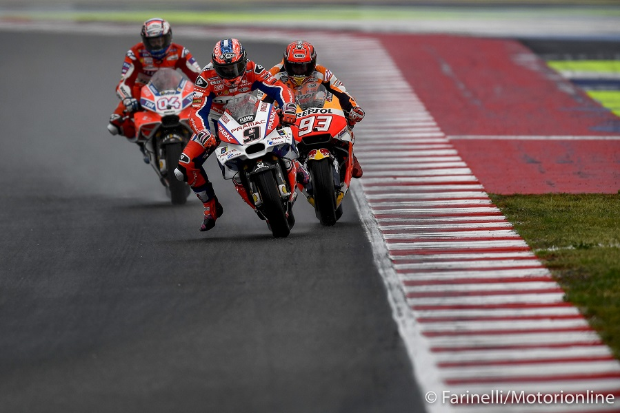 Moto: Rossi a Misano per fare cose belle
