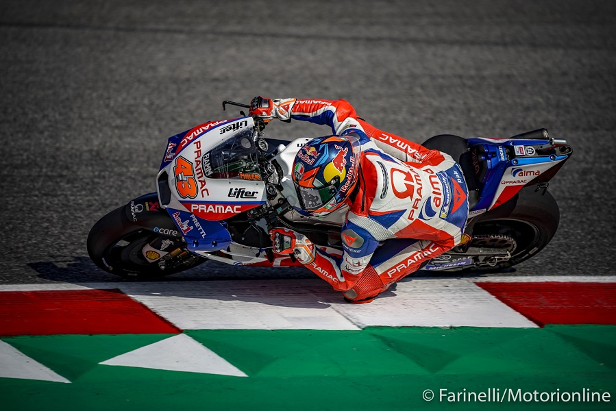 "MotoGP | Gp Misano Qualifiche: Miller, ""Sono contentissimo"" [VIDEO]"