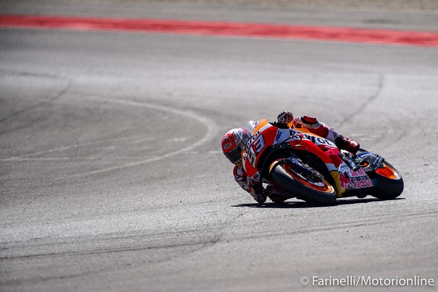 MotoGP   Giornata di Test privati a Misano per: Honda, KTM e Aprilia
