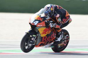Moto2 | Gp Misano FP3: Oliveira è il più veloce, Bagnaia è terzo