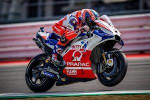 "MotoGP | Gp Aragon Day 1: Petrucci, ""Sarà una battaglia tra Ducati e Honda"""