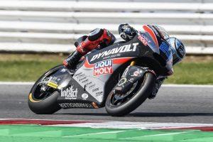 Moto2 | Gp Aragon FP1: Schrotter precede Bagnaia, Oliveira è ottavo