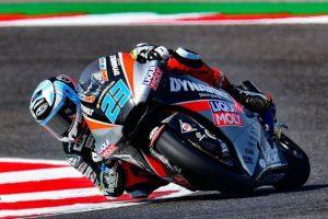 Moto2 | Gp Misano Warm Up: Schrotter è il più veloce