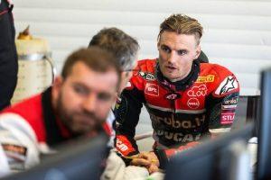 SBK | Davies critico verso l'introduzione di una terza gara