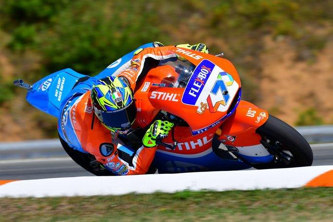 Moto2 | Gp Thailandia Qualifiche: Baldassarri in pole, bene Marini e Pasini