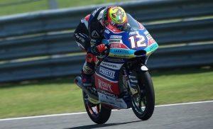 Moto3 | Gp Giappone FP2: Bezzecchi è il più veloce, Martin sedicesimo