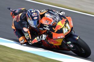 Moto2 | Gp Australia FP2: Binder è il più veloce, Bagnaia è quarto