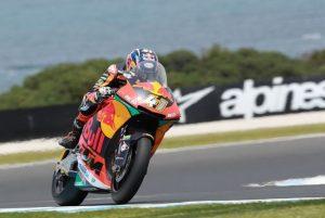 Moto2 | Gp Australia Gara: Successo di Binder, Bagnaia chiude dodicesimo