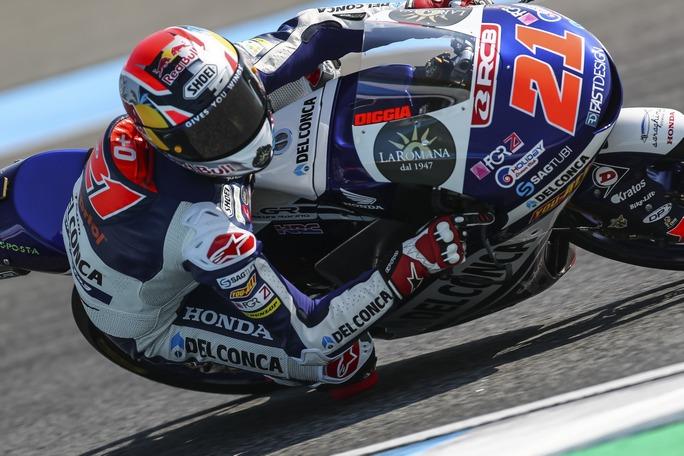 Moto3 | Gp Thailandia Gara: Vince Di Giannantonio, Bezzecchi a terra, podio tricolore