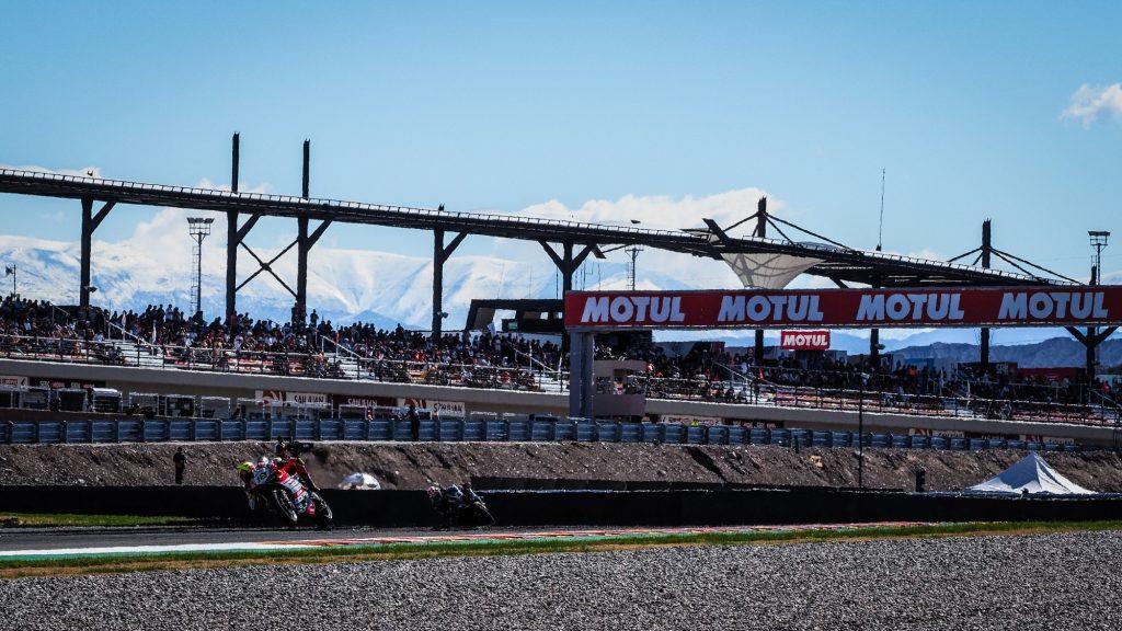 SBK   Motul Argentinian Round, Gara2: secondo posto per Fores