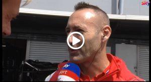 "MotoGP | Ducati, Gabarrini ottimista: ""Bautista? Stile simile a Lorenzo, può fare bene"" [VIDEO]"