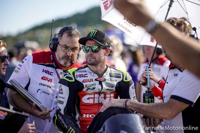 MotoGP | Gp Australia Day 1: Frattura della caviglia per Crutchlow, stagione finita? [Video]
