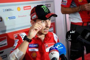 MotoGP | Jorge Lorenzo operato ai legamenti del polso