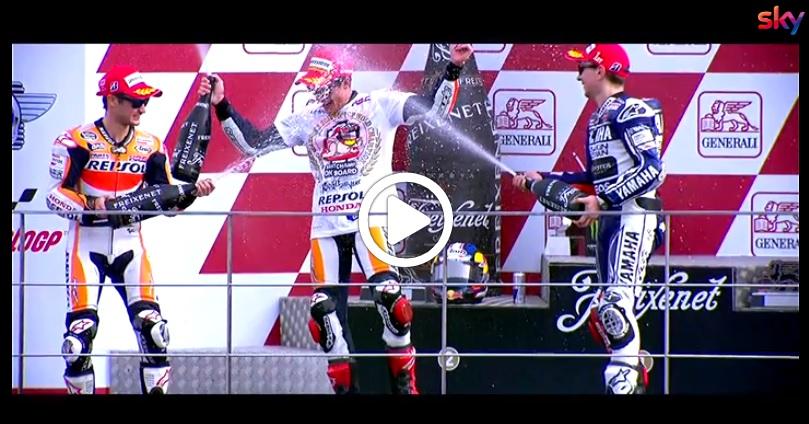 MotoGP | Marc Marquez vola verso i record di Valentino Rossi: tutti i trionfi di un predestinato [VIDEO]