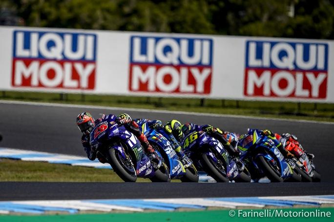 "MotoGP   Gp Australia Gara: Taramasso (Michelin), ""Gara molto emozionante"""