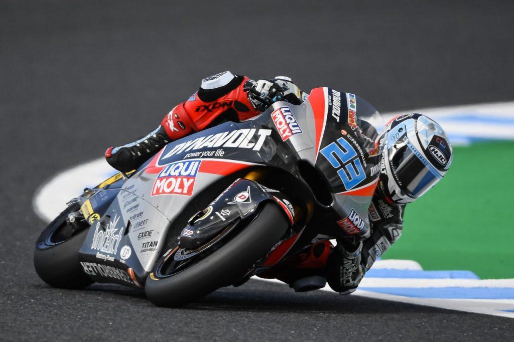 Moto2 | Gp Australia FP3: Schrotter detta il passo, Bagnaia solo 18°