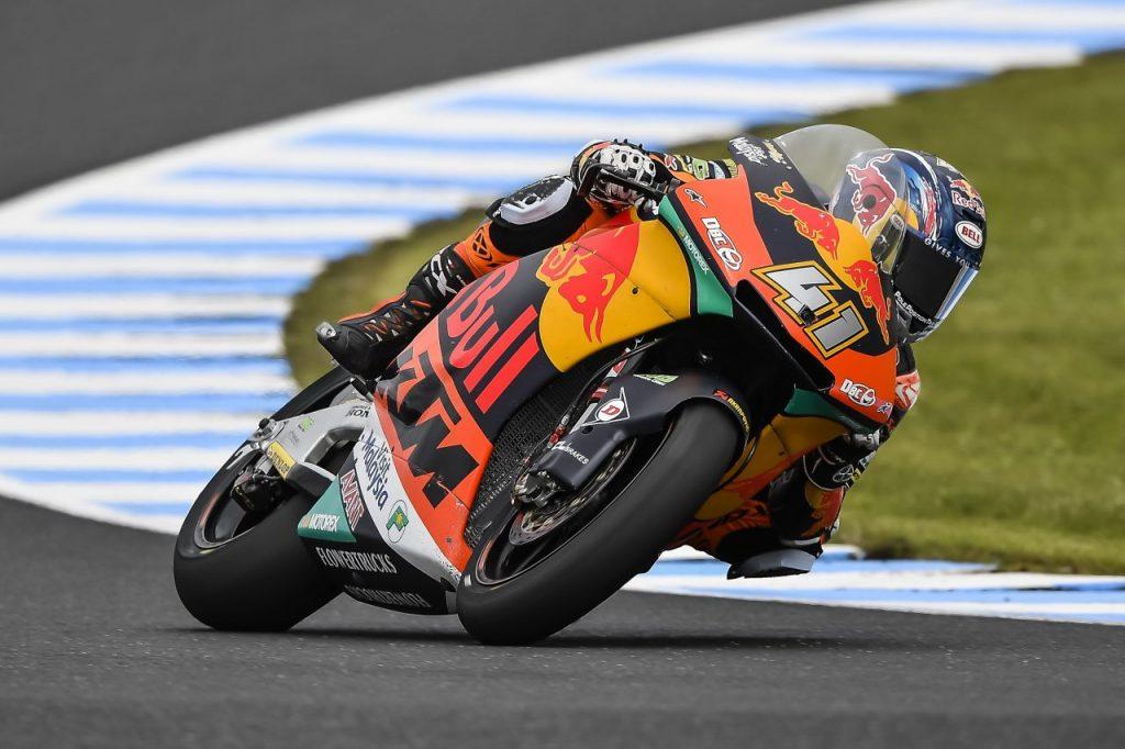 Moto2 | Gp Australia Warm Up: Binder detta il passo, Bagnaia undicesimo