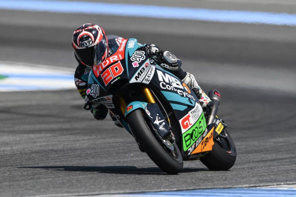Moto2 | Gp Giappone FP3: Quartararo il più veloce, Bagnaia quarto