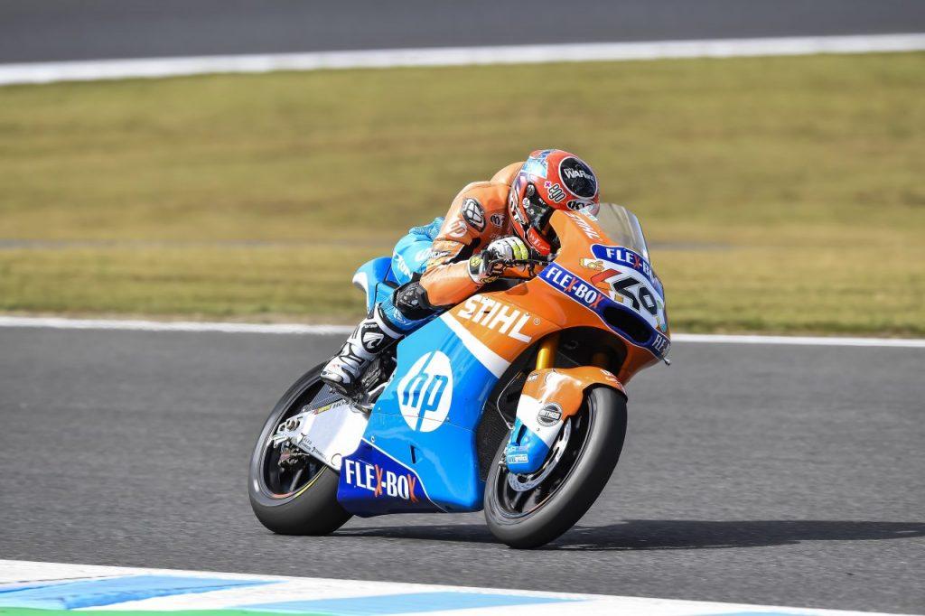 Moto2 | Gp Giappone Warm Up: Fernandez il più veloce, Bagnaia undicesimo