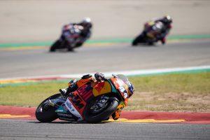 Moto2 | Gp Thailandia Warm Up: Oliveira svetta, Bagnaia sedicesimo