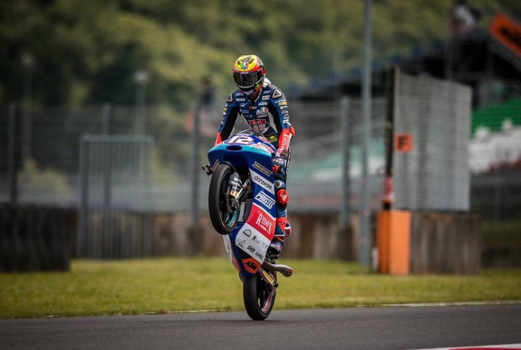 Moto3 | Gp Giappone Gara: Super Bezzecchi, vince e riapre il mondiale
