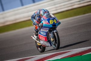 Moto3 | Gp Thailandia FP1: Kornfeil si prende la prima sessione, Bezzecchi in scia