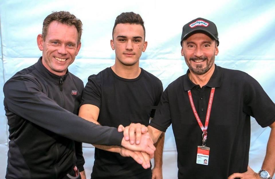 Moto3 | Il team di Max Biaggi debutterà nel Motomondiale nel 2019