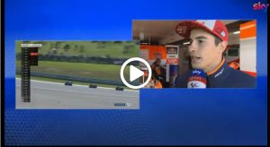 "MotoGP | Gp Australia Gara: Marquez, ""Incidente di gara, siamo stati fortunati"" [Video]"