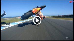 MotoGP | Gp Australia: L'analisi dell'incidente tra Marquez e Zarco [Video]