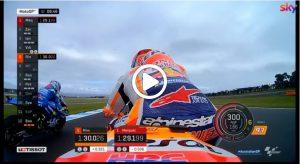 MotoGP | Gp Australia: Gli highlights delle qualifiche [Video]