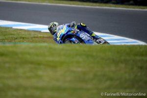 MotoGP | Gp Australia Warm Up: Iannone detta il passo, Rossi in difficoltà 17°