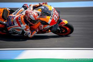 "MotoGP | Gp Thailandia Gara: Marquez, ""Un sorpasso alla Dovizioso"" [Video]"