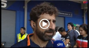"MotoGP | Gp Thailandia Gara: Hernandez (Honda), ""Marquez arriva dove non arriva la moto"" [Video]"