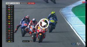 MotoGP   Gp Thailandia: Gli highlights della gara [Video]