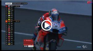 MotoGP | Gp Thailandia: Gli highlights della prima giornata di libere [Video]