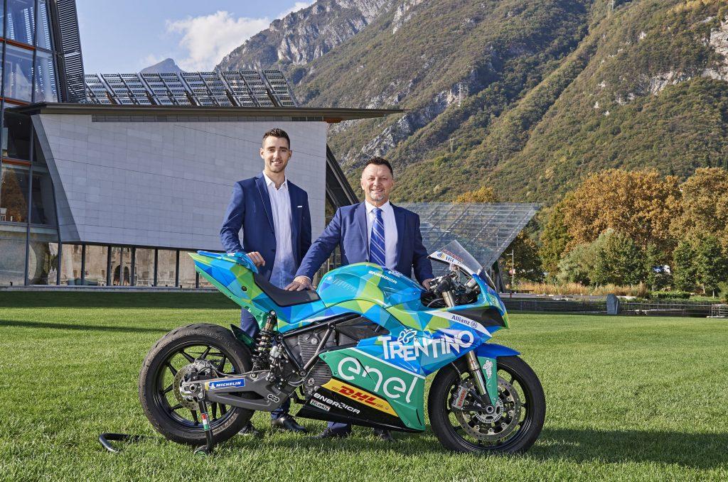MotoE | Nasce il team Trentino Gresini