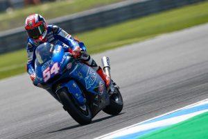 """Moto2   Gp Thailandia Qualifiche: Pasini, """"Sono fiducioso per la gara"""""""