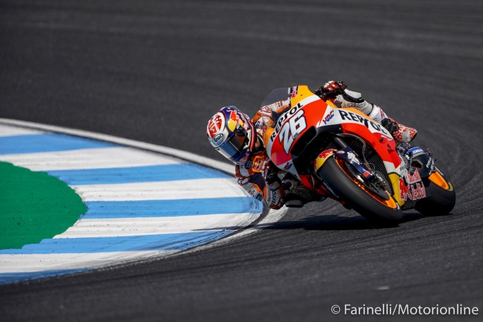 MotoGP   Gp Giappone FP2: Sessione condizionata dal meteo, Pedrosa al comando