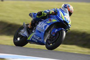 "MotoGP | GP Australia Day 1: Rins, ""Raccolte tante indicazioni positive"""